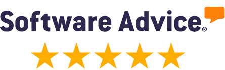 Software Advice 5 star review rating